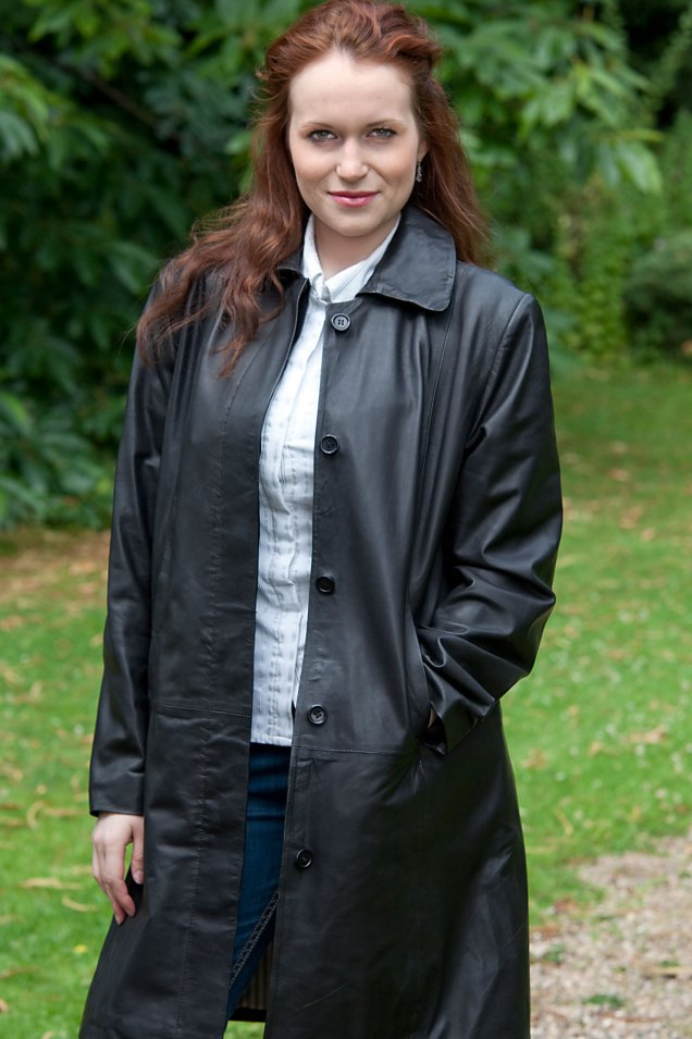 Ladies Coats | Leather Jackets | LucyAlice - Ladies Long Line