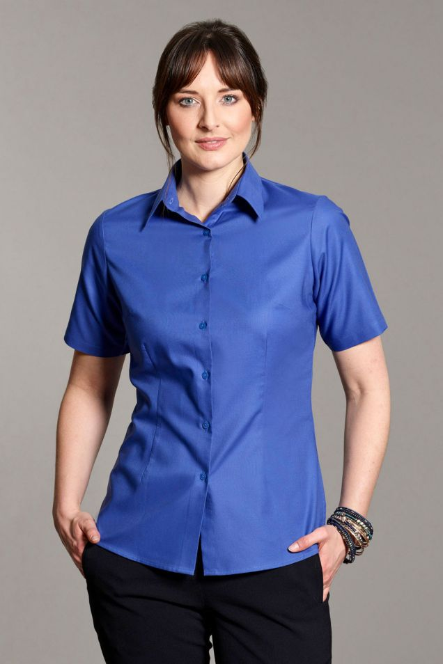 fc3bf59a056 Ladies Work Shirts