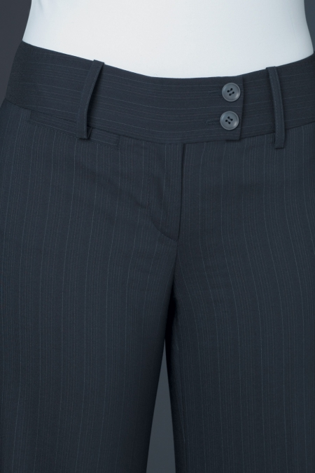 Andretta Parallel Leg Trouser