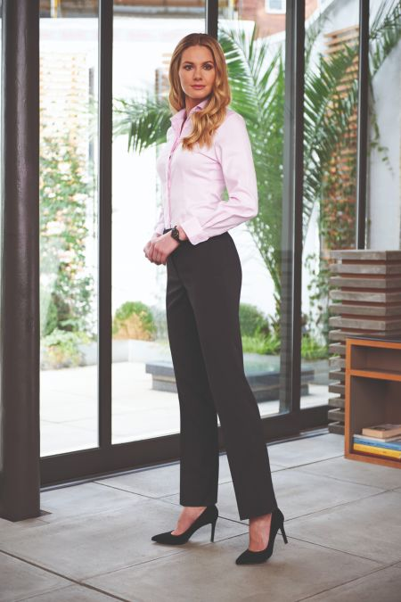 Bianca Tailored Fit Trousers