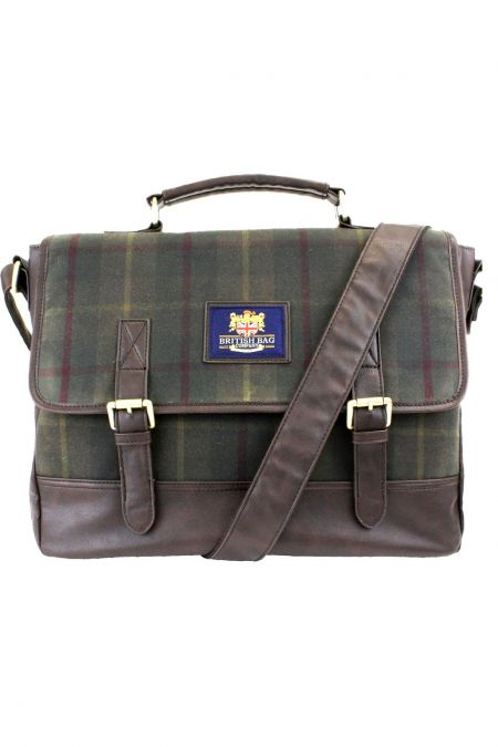 British Bag Company Briefcase Bag Satchel