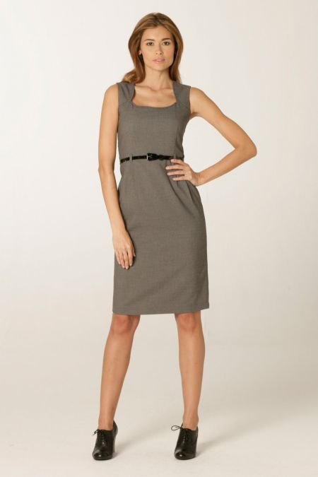 Carlton Shift Dress