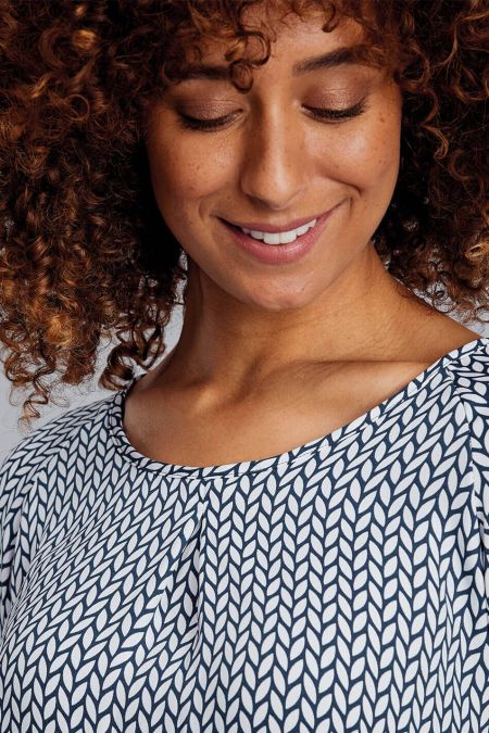 Catriona Short Sleeve Blouse