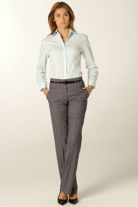 Dorchester Flat Front Trousers