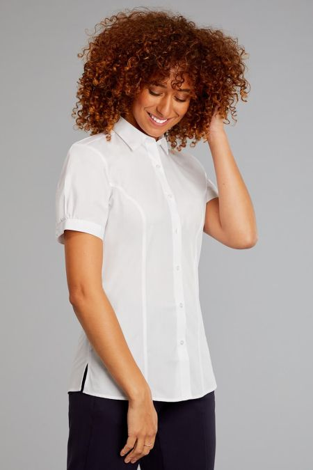 Enya Short Sleeve Blouse