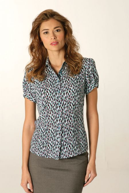 Ladies Print Blouse