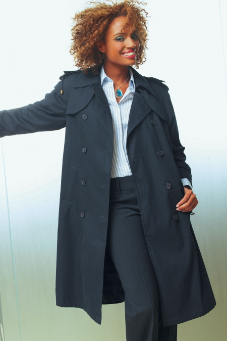 Ladies Trenchcoat