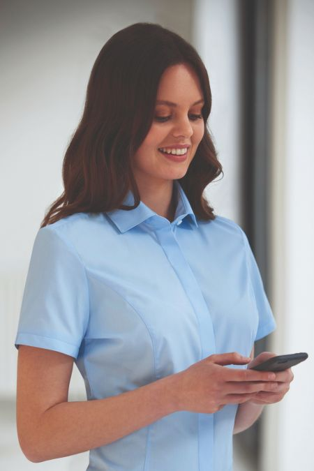 Modena Short Sleeved Blouse