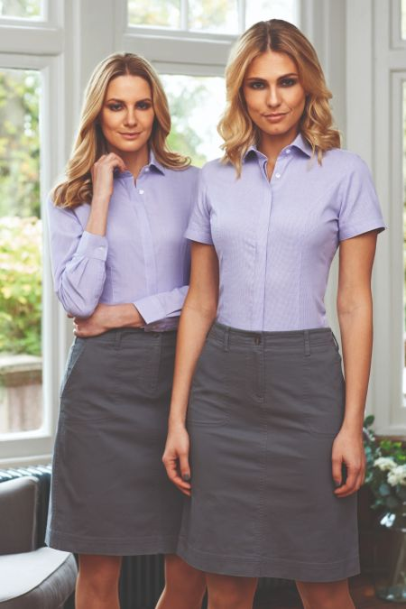 Napoli Short Sleeve Blouse