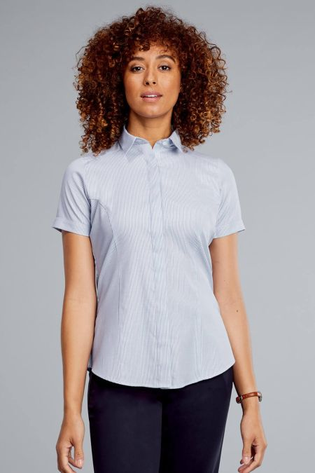 Nuala Short Sleeve Blouse