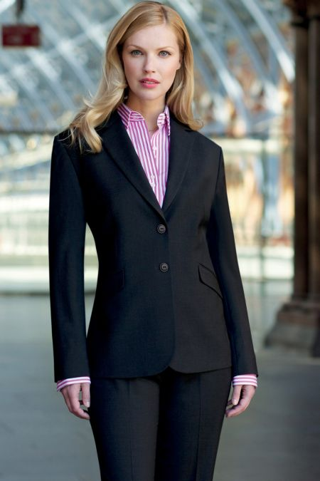 Opera Classic Fit 2 Button Jacket