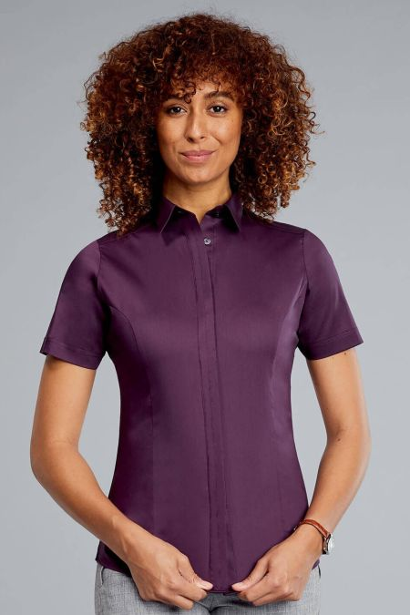 Orla Short Sleeve Blouse