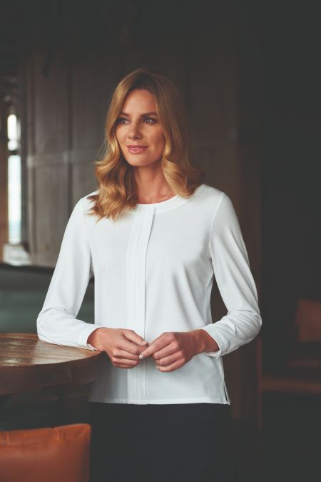 Riola Long Sleeve Blouse