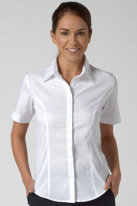 Zoe Short Sleeve Blouse